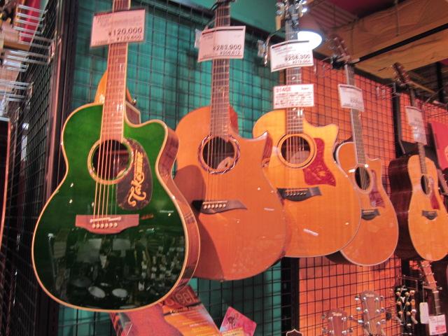 錦糸町リミテッドギターフェア