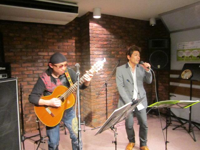 アコパラ2015錦糸町店店オーディションライブ