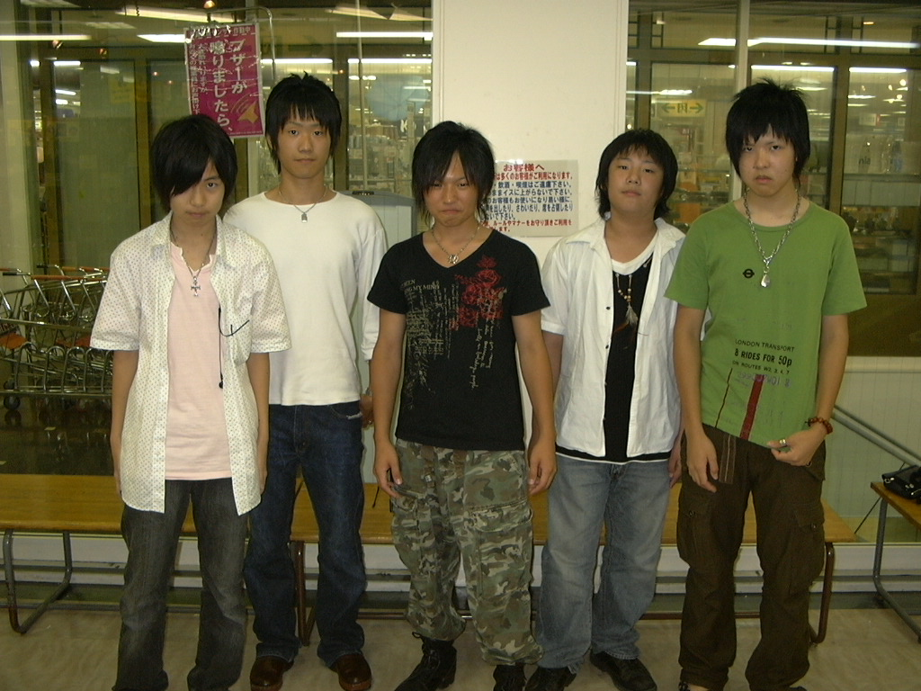 Dead or Aliveのみなさん1