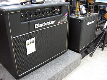 Blackstarがやって来た!