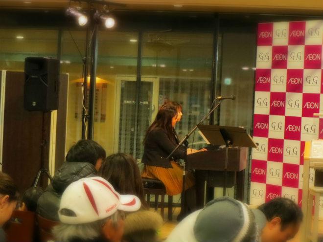 ピアノインストラクターによる連弾