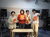 チーム対抗音楽クイズ優勝チーム!!