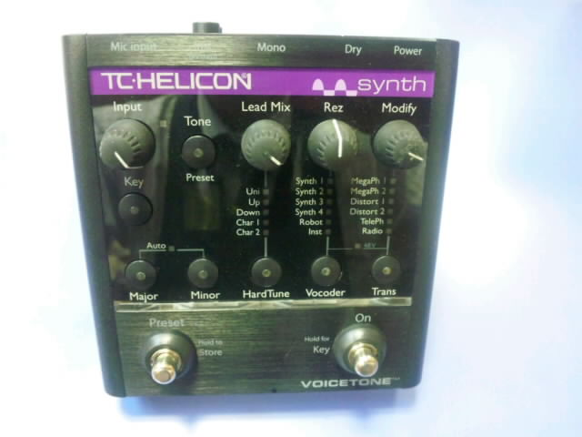 tc.helicon voicetone synth