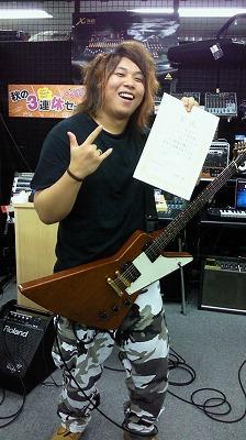 下田さん、優勝おめでとうございます!