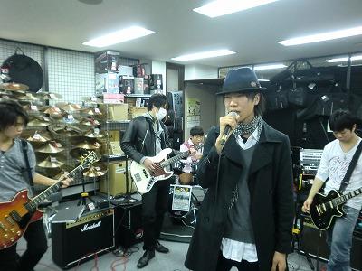 バンド塾3組目