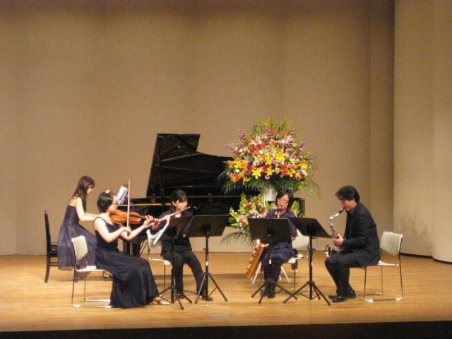 サロンコンサート2012