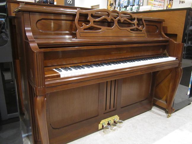 家具調ピアノPV110F