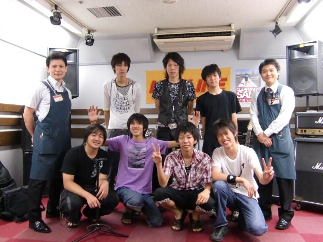 HOTLINE 川口グリーンシティ店予選ライブ