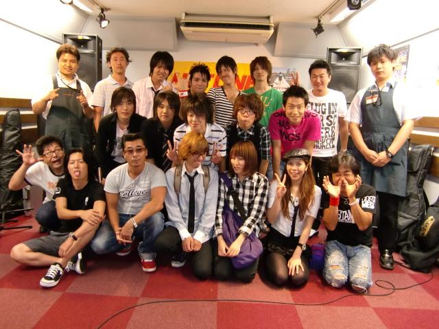 8月23(日) HOTLINE 川口グリーンシティ店ライブ