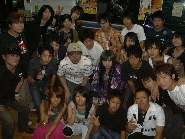 8/20スタジオライブ出演の皆様