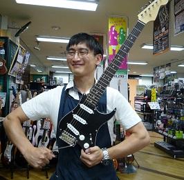 オモシロギター