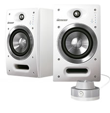Pioneer S-DJ05-w-W