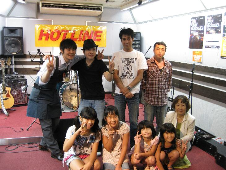 HOTLINE2012/08/12 イオンモール成田店