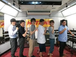 HOTLINE2012イオンモール成田
