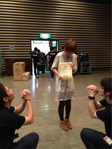 lassi HOTLINE 2012千葉ファイナル