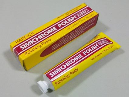 SIMICHROME POLISH(シミクローム ポリッシュ)