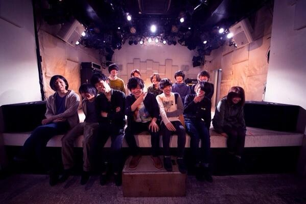 the quiet room × KAKASHI × BOYS END SWING GIRL