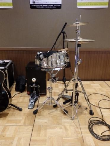 吉田さん使用 オリジナルアコースティックセット