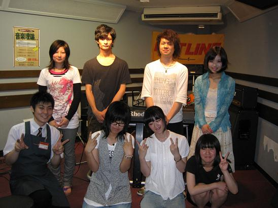 HOTLINE2010 6月大会 にゃーこ 黒猫(シャノアール) 平祥子!]