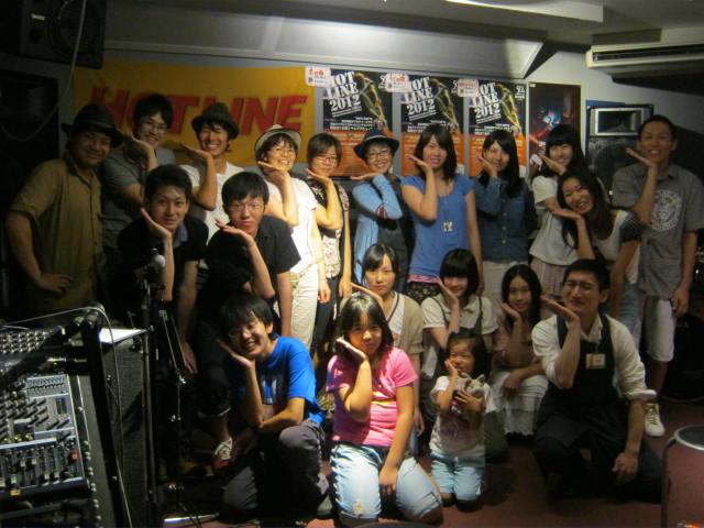 HOTLINE2012 ユーカリが丘店