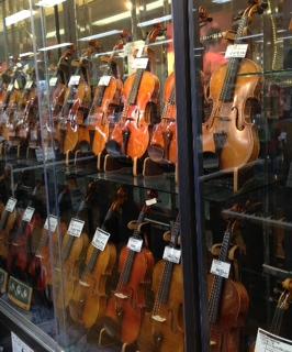 バイオリンフェア画像