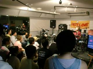 V-Drumsイベント