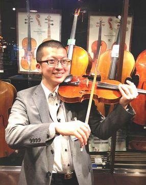 バイオリンサロン 教室募集中
