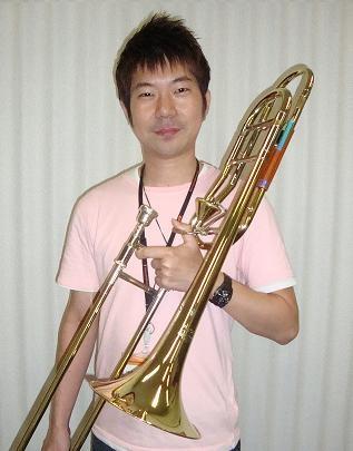 トロンボーン科講師 吉川純一