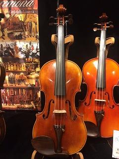 おすすめバイオリン正面