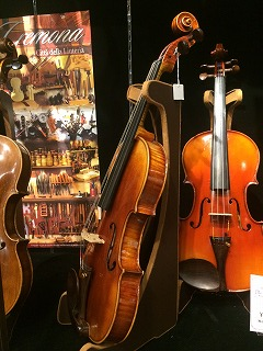 バイオリン横板
