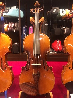 おすすめバイオリン表板