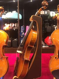 おすすめバイオリン横板