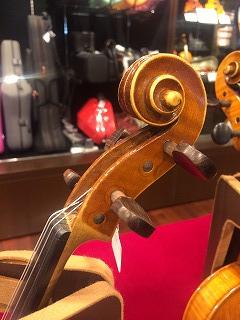 おすすめバイオリンスクロール