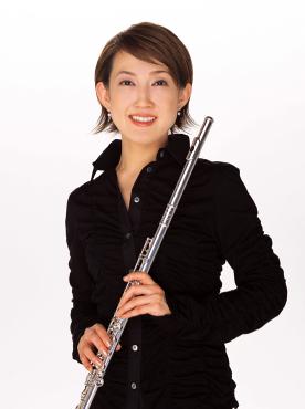 フルート奏者前田綾子さん