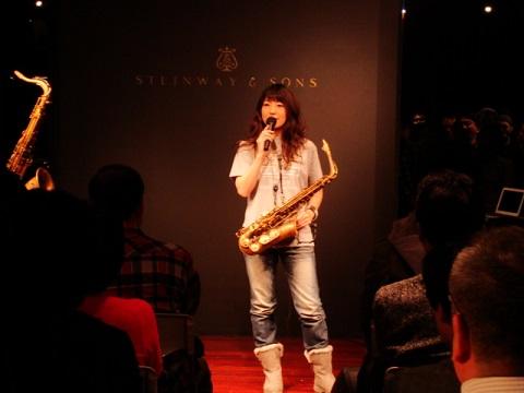 小林香織島村楽器川崎ルフロン店イベント
