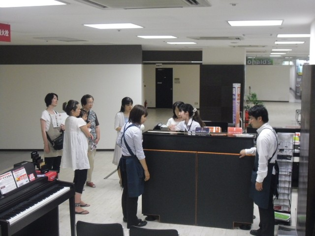 ナンバーチューン体験会 水戸マイム店