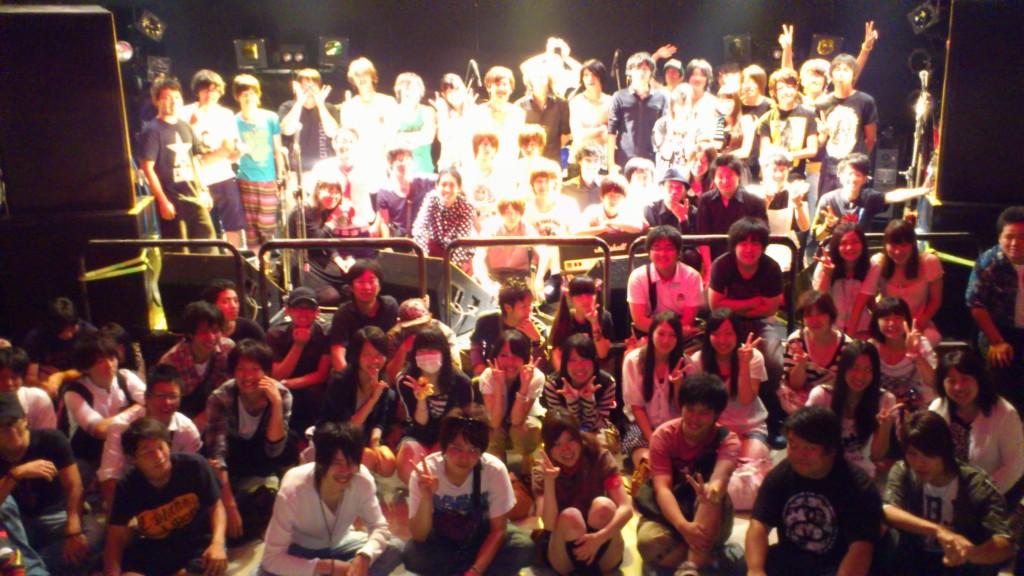 HOTLINE2011水戸マイム店サンキューライブ