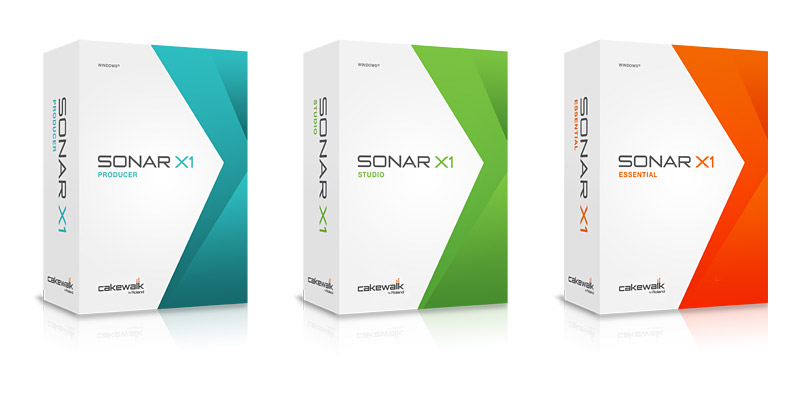 SONAR X1 Package