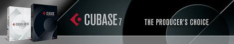 CUBASE 7 PACKAGE