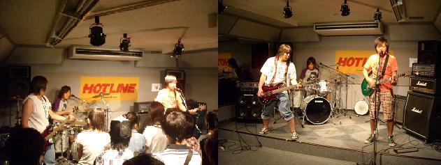 4バンド目 3rd × storyさん
