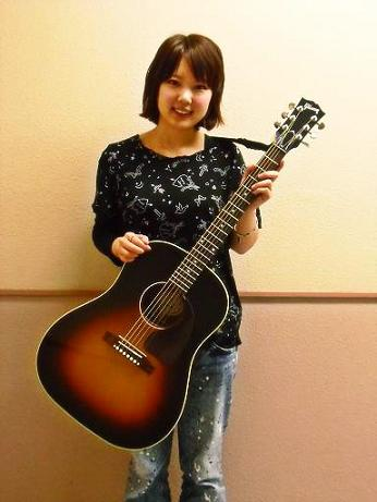 フォークの日記念ライブ岩田莉沙