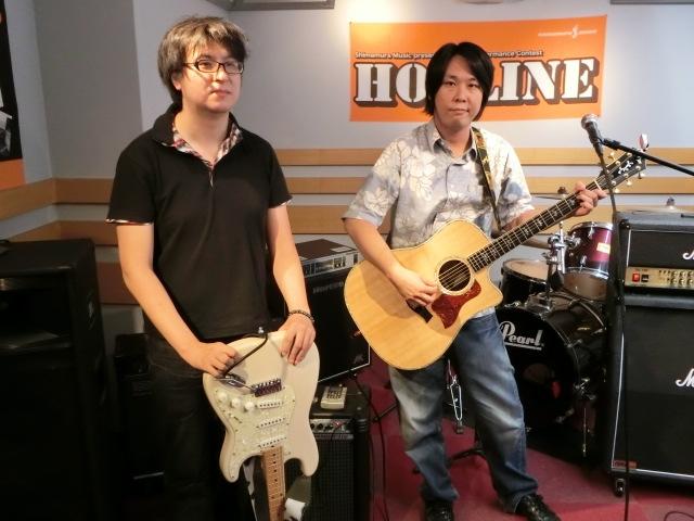 HOTLINE2014 イオン長岡店出場アーティスト MUTA