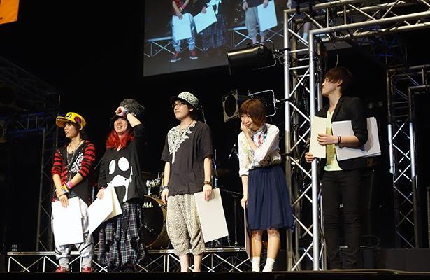 HOTLINE2014ベストプレイヤー賞