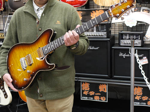 Sugi Guitarsお買い上げありがとうございます
