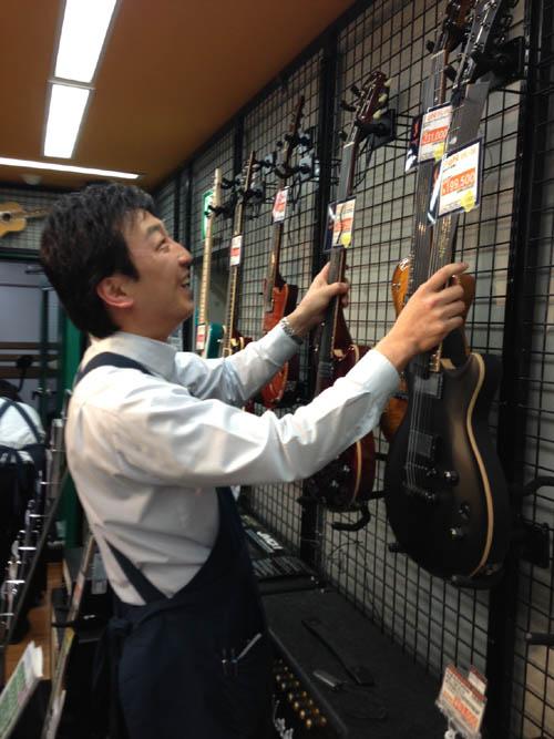 ギター担当太田