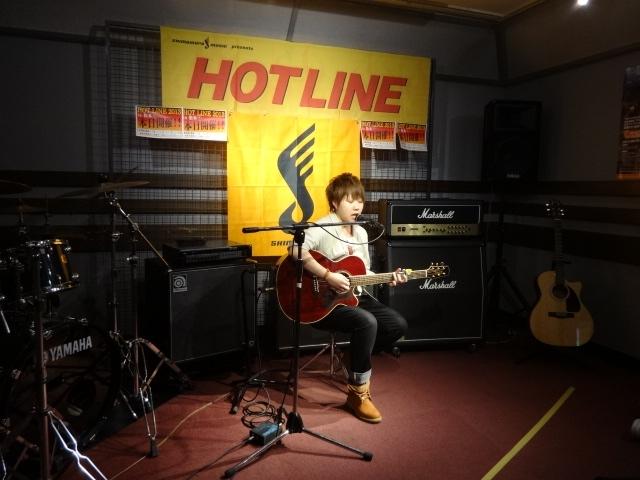 島村楽器松本店HOTLINE2013.6.9川村奈緒さん