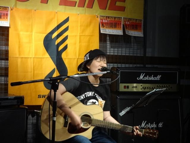 島村楽器松本店HOTLINE2013.6.9和花さん