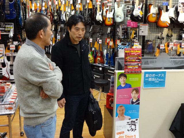 杉本さんと土屋さん