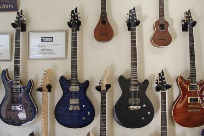 T's Guitarsさんにて