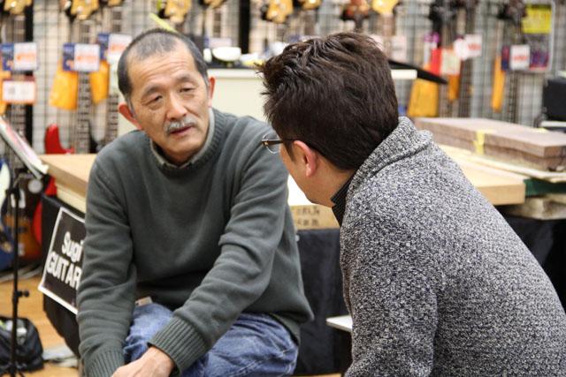 杉本さんと高橋さん